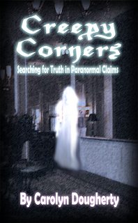 Cover of the book Creepy Corners by Carolyn Dougherty